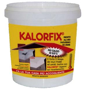 Pittura termoisolante antimuffa a risparmio energetico - Fissativo per muri esterni ...