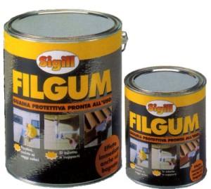 Filgum guaina impermeabilizzante kg 4 ebay - Prodotto impermeabilizzante per terrazzi ...