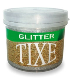 glitter tixe